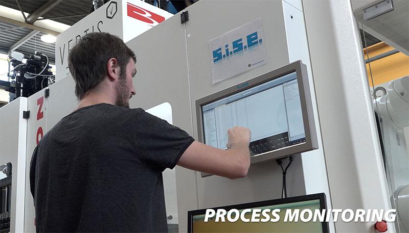 SISE BILLION K2019 - Exclusive process monitoring 4.0